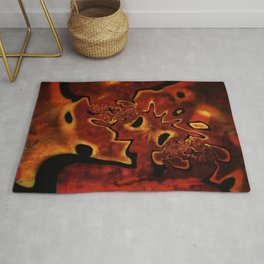 Corroded Dreams Rug