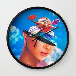 External Wall Clock