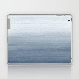 Ocean Watercolor Painting No.2 Laptop & iPad Skin