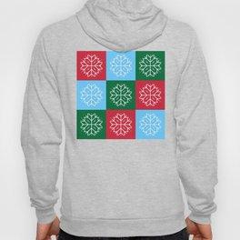Snowflake 3x3 Hoody