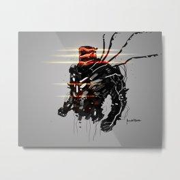 Three kings 001 Virus Metal Print