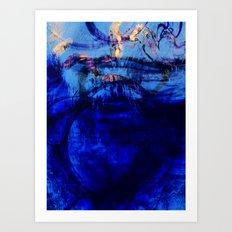 River dream by Jean-François Dupuis Art Print