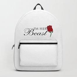 I'm Her Beast Backpack