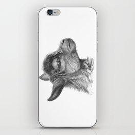Goat baby G099 iPhone Skin