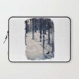 the raven who stole my heart Laptop Sleeve