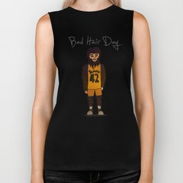 bad hair day no:2 / Teen Wolf Biker Tank