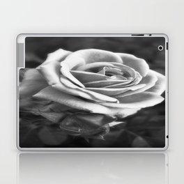 Pink Roses in Anzures 2 B&W Laptop & iPad Skin