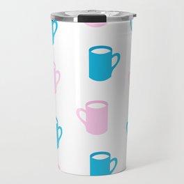 Coffee Please Travel Mug