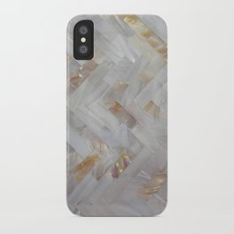 The Shell Secret iPhone Case