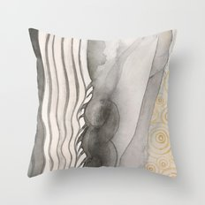 Earth 1 Throw Pillow