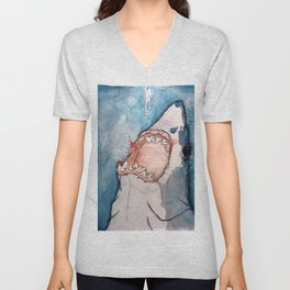 You're Going to Need a Bigger Boat Unisex V-Neck