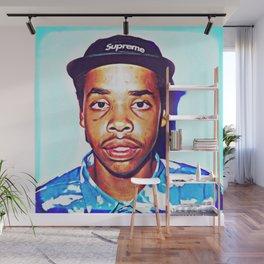 Earl Sweatshirt Wall Mural
