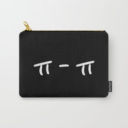 Korean Alphabet Cry Face (ㅠ ㅡ ㅠ) Carry-All Pouch