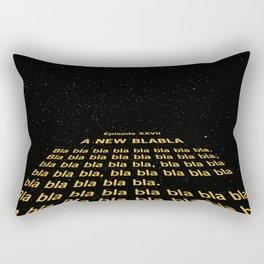 Episode XXVII - A New Blabla Rectangular Pillow
