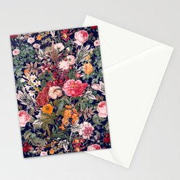 Magical Garden - III Stationery Cards