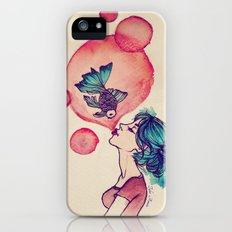 Bubble Gum Daydream Slim Case iPhone (5, 5s)