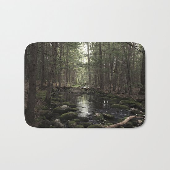 Mossy Brook Bath Mat