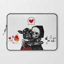 My dark and evil BFF Laptop Sleeve