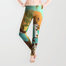 SCOOTER TROPICS Leggings