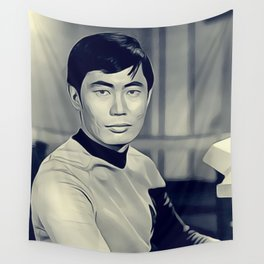 George Takei, Sulu Wall Tapestry