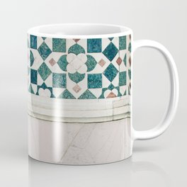 Il Duomo Marble Pattern - Florence Italy Architecture, Travel Photography Coffee Mug