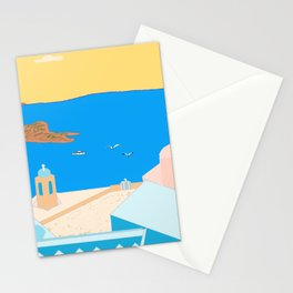 In Greece Stationery Cards