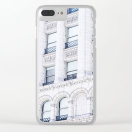 Beaux Arts Beauty Clear iPhone Case