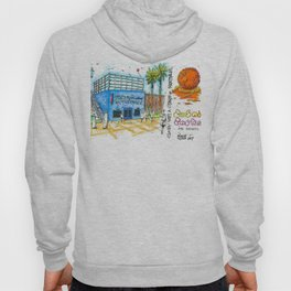 Cloudy With A Chance of Meatballs Motiongate Theme Park Dubai Hoody