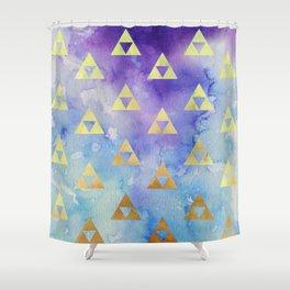 Lorule Dusk Shower Curtain