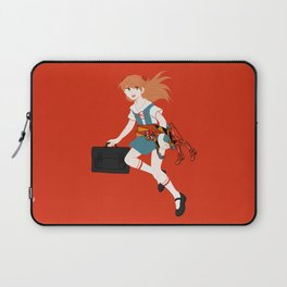 02 Asuka Langley Soryu Laptop Sleeve