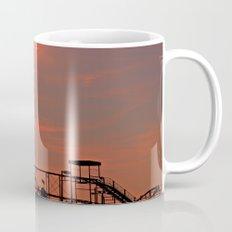 Sundown in Fun Town Mug