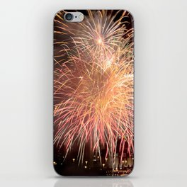Firework collection 11 iPhone Skin
