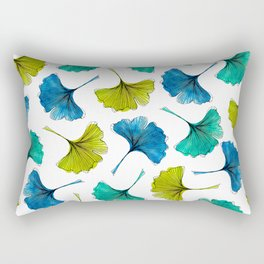 Ginkgo Flush Rectangular Pillow