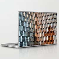 shadow Laptop & iPad Skins featuring Shadow by Avigur