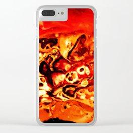 Ressa Clear iPhone Case