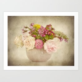 Naturally Yours Art Print