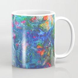 Plastic Neon Dragon Dreams Coffee Mug