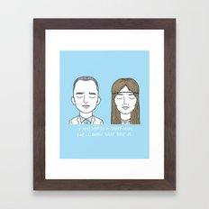 F & J Framed Art Print