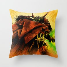 Hellspawn Throw Pillow