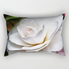 Freckled Rose Rectangular Pillow