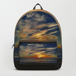 Dusky Waves Backpack