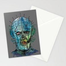 Zombie Raiser Stationery Cards