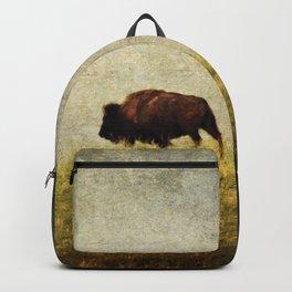 Lone Buffalo Backpack