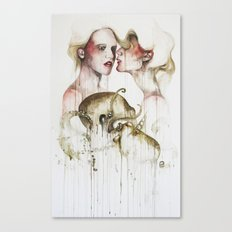 Lost girls Canvas Print