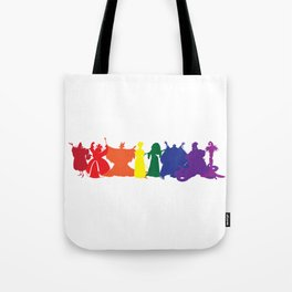 Wicked Women Tote Bag