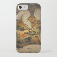 caitlin hackett iPhone & iPod Cases featuring The Kings Request by Corinne Reid