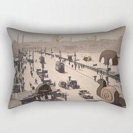 gaklata_monster Rectangular Pillow
