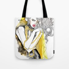 I'm not ready Tote Bag