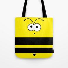 Minimal Bee Tote Bag