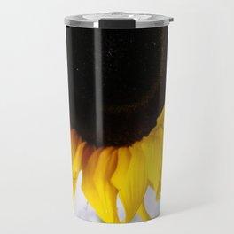 sun-flower Travel Mug